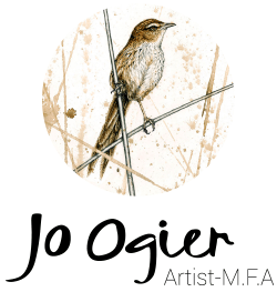 Jo Ogier Artist Christchurch